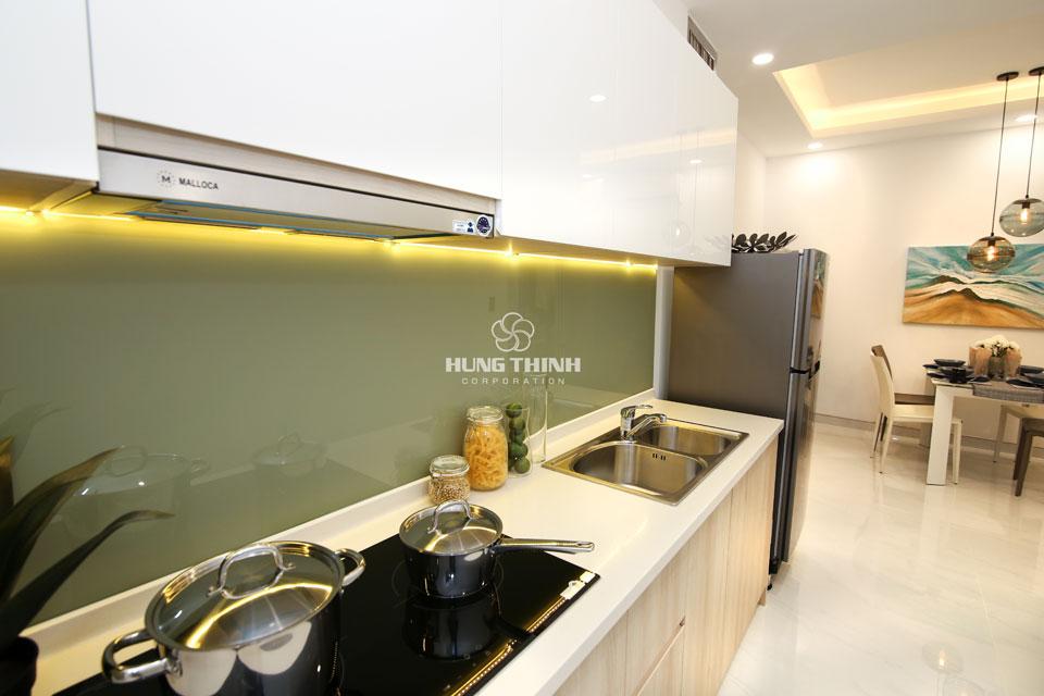 Phòng Bếp căn hộ q7 saigon