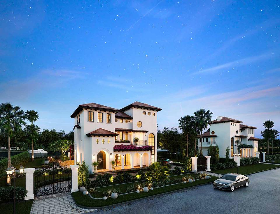Biệt thự Saigon garden riverside quận 9