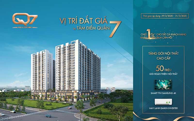 dự án căn hộ q7 hưng thịnh