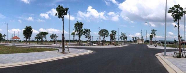 Dự án đất nền Bà Ria City Gate