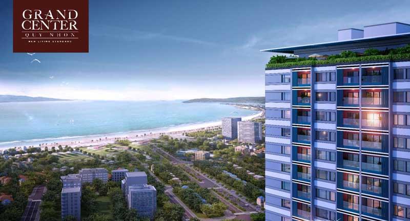 Dự án Grand Center Quy Nhon