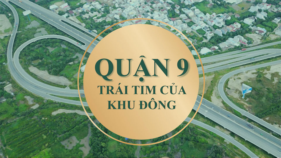 hạ tầng kết nối dự án Saigon garden riversde