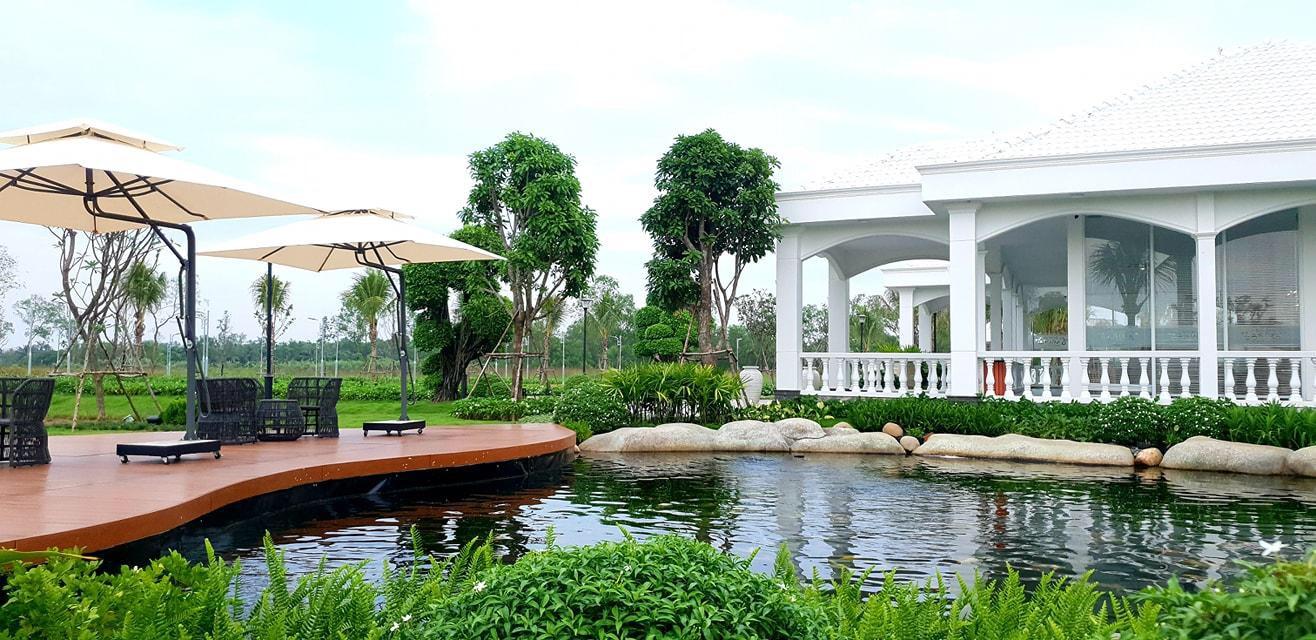 Biệt thự vườn saigon garden riverside thuc te