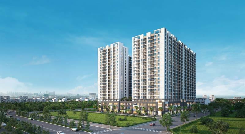 bán căn hộ b1.18.01 q7 boulevard view nội khu